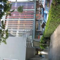 Hawaii Life building with rainbow shades - ossipoff (1).JPG