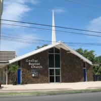 Central Baptist Church - Exterior