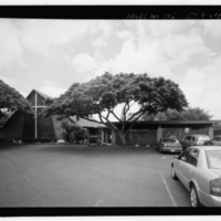 Moanalua Community Church Exterior Parking Lot
