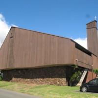 Aiea Korean United Methodist Church - Exterior